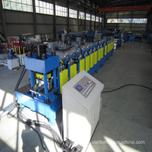 Expressway Guardrail Roll Forming Machine Line
